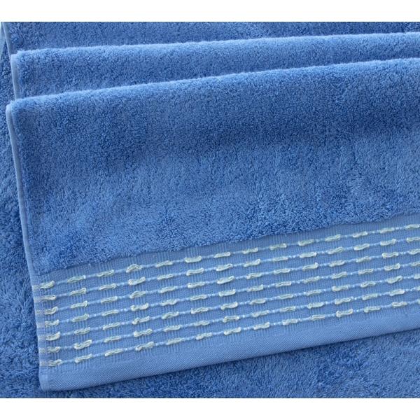 Полотенце махровое Премиум Невада небесно-голубой, 500г/м