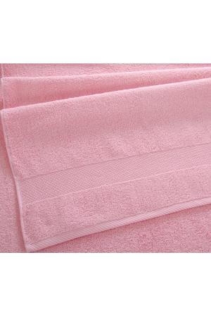 Полотенце махровое Премиум Сардиния розовый, 450г/м