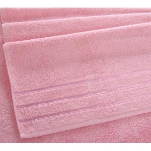 Полотенце махровое Премиум Мадейра розовый, 500г/м