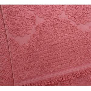 Полотенце махровое Премиум Монако терракот, 500г/м
