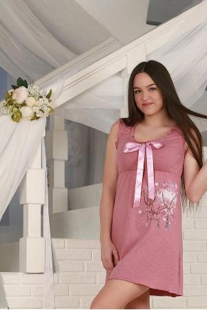 Сорочка Rabbity сухая роза 133431