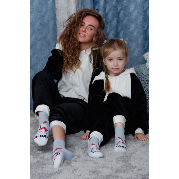 Носки Сугроб детские полуплюш