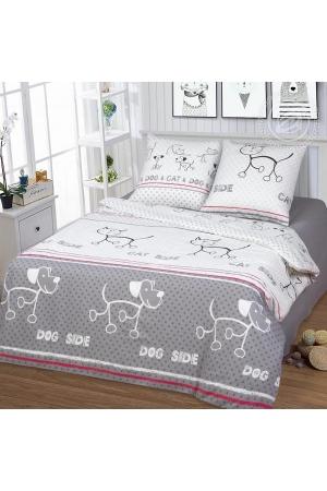Четыре лапы постельное белье бязь