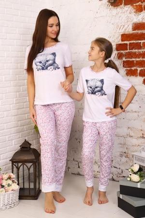 Пижама Пушок детская