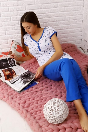 Пижама 15078