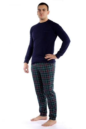 Пижама Флорида зеленый МП-4
