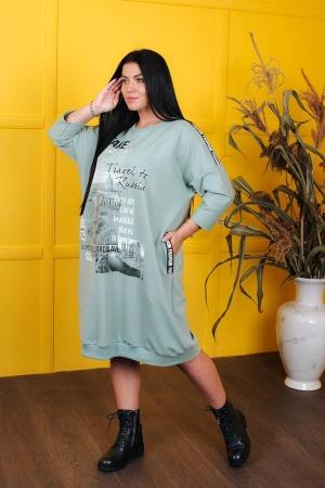 Платье 4546