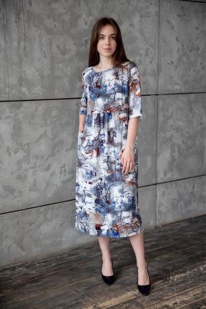 Платье Кармелина 7101