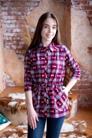 Рубашка Мария 7083