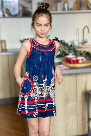 Платье 5085 детское