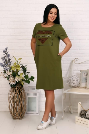 Платье 19004