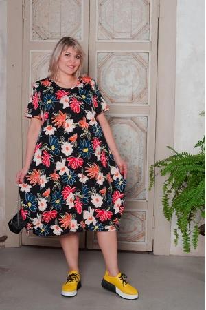 Платье 1441 ПК