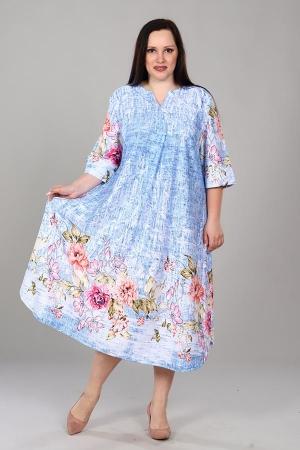 Платье Полынь магнолия ПГ-20-3