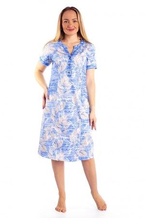 Платье Бенталь джинс К-197