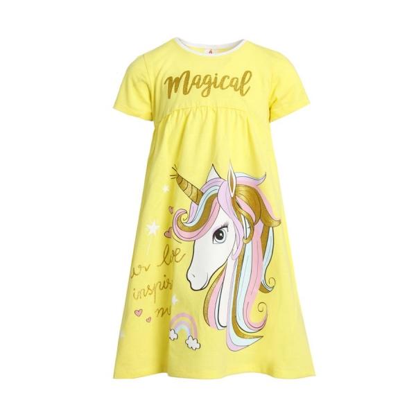 Платье Акварель детское