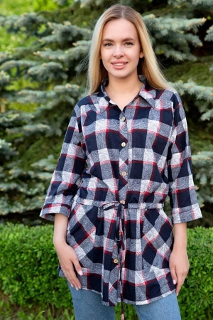 Рубашка Мария 7390