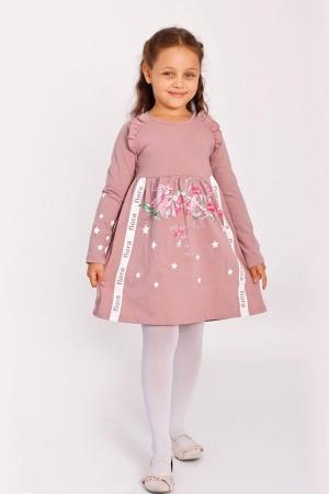 Платье для девочки Пташка