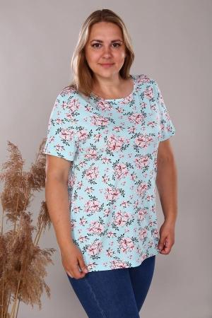 Женская футболка 6009