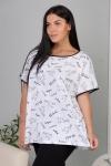 Женская футболка 4562