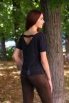Женская футболка 15170