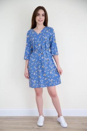 Платье-туника женская Луиза 7627