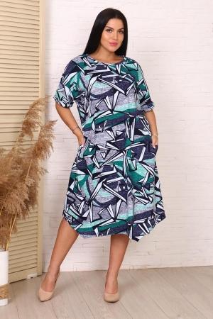 Платье женское Осколки 7497