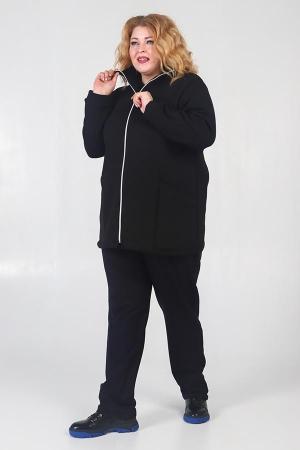 Куртка Сугреть черный КГ-156-4