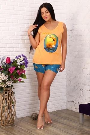 Женская пижама 26075