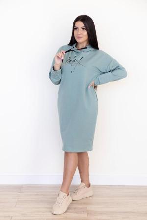 Платье Релакс 7649