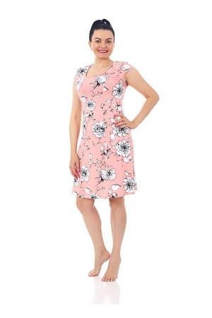 Платье Мишель розовая ВИ-59