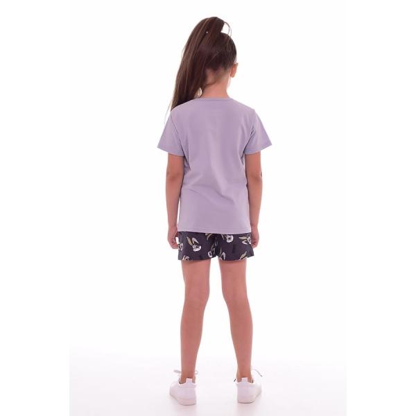 Костюм детский 7-203б (серый)