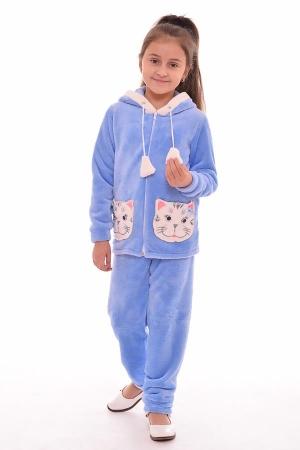 Костюм детский 7-106з (голубой 2)