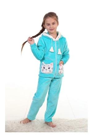 Костюм детский 7-106в (ментол)