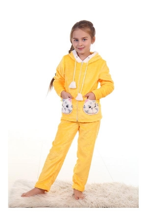 Костюм детский 7-106д (жёлтый)