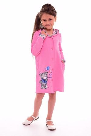 Халат детский 7-130 (розовый)