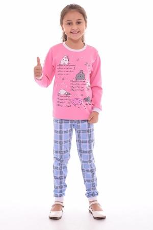 Пижама детская 7-172а (розовый)