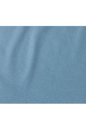 Простыня на резинке Голубая ель, трикотаж