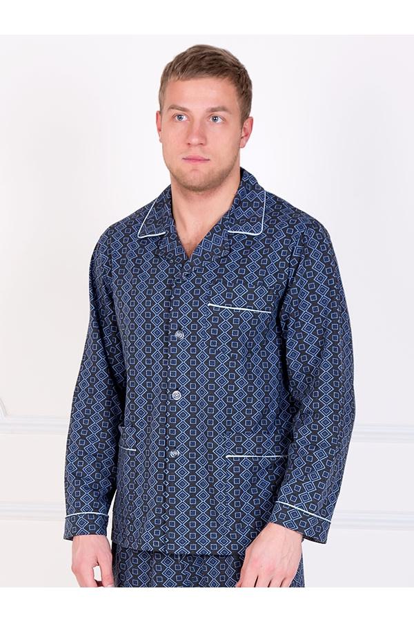 Пижама мужская Клетка 193 АКЦИЯ