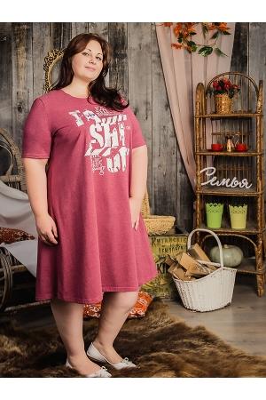 Туника-платье Леди 4101