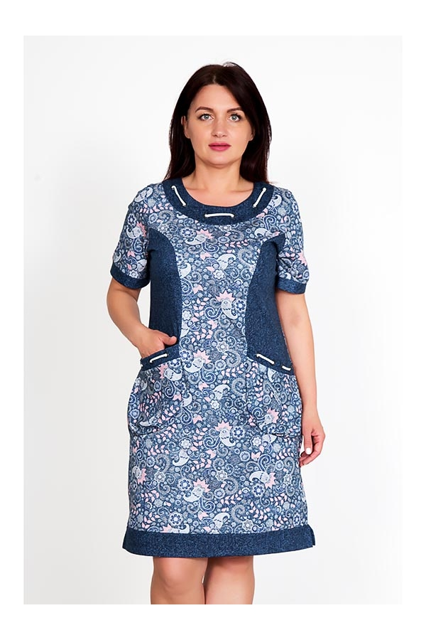Платье-Туника Ирина 3692