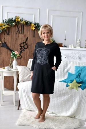 Платье женское П1016
