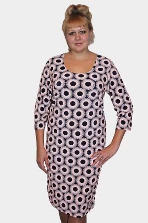 Платье женское П565.1 масло