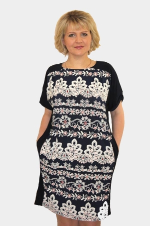Платье женское П2047