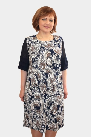 Платье женское П2055.2