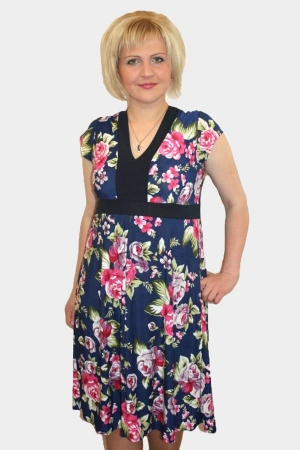 Платье женское П397.1