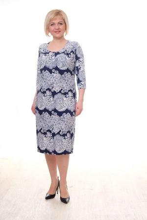Платье женское П657.4