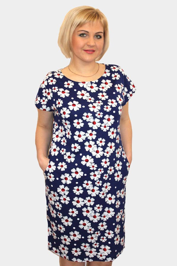 Платье женское П682.7