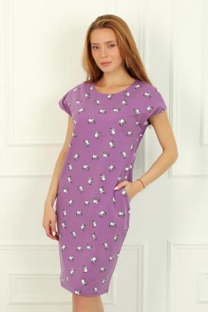 Платье домашнее Элефант  5949