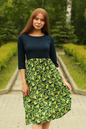Платье Тропиканка 5878