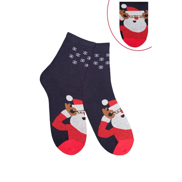 Носки Санта мужские